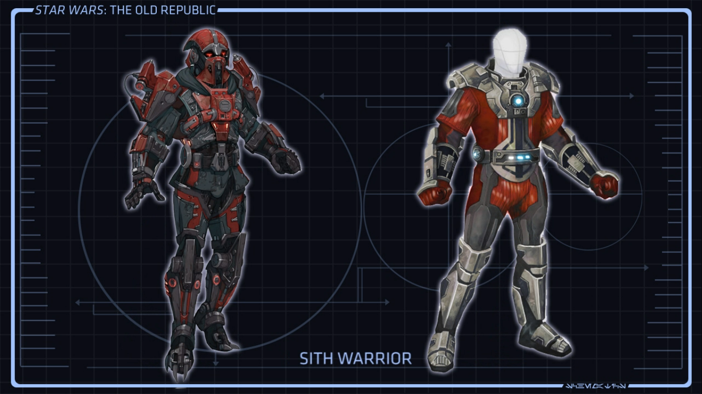 Star Wars The Old Republic Sith Juggernaut Armor Sets Iucn Water