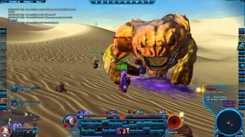 ★SWTOR - World Boss Tatooine - Trapjaw Location and Loot - Tips & Tricks 7