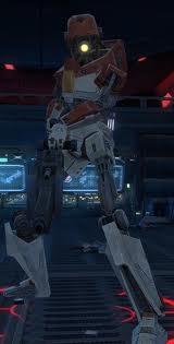 GXR-5 Sabotage Droid