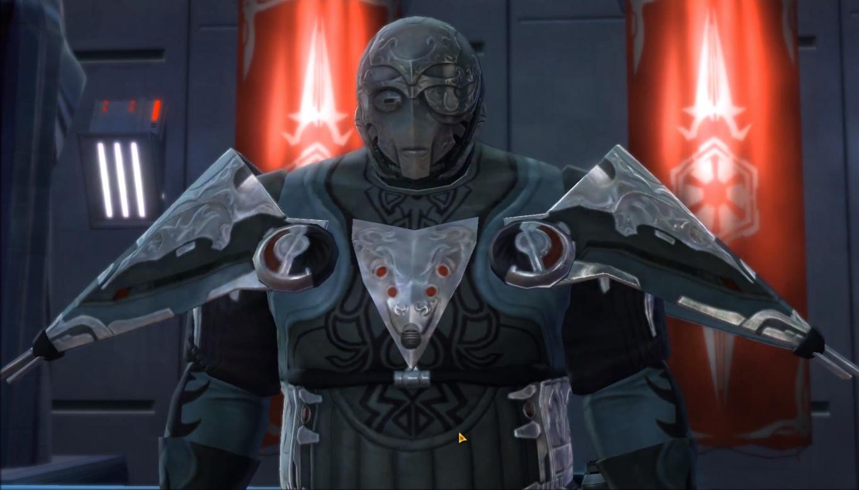 Walkthrough: Sith Warrior for SWTOR Credits Hunters – Prologue, P3