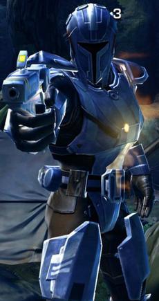 Mandalorian Champion (Dromund Kass)