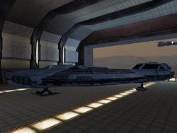 KotOR 2 G-type shuttle shot (0)