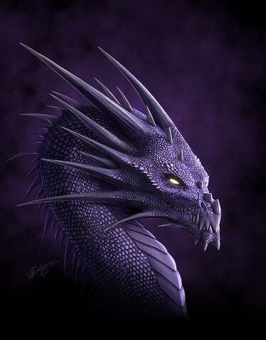 File:Purple Dragon by deligaris.jpg