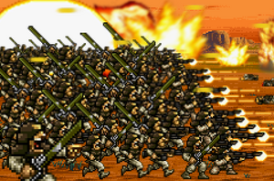 Imperial Guard Attack