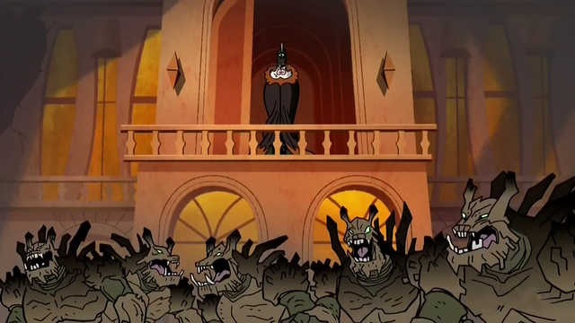 File:General Modula watching over the Mutraddi in Neighbors in Disguise.png