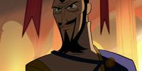 Galalunian Commander
