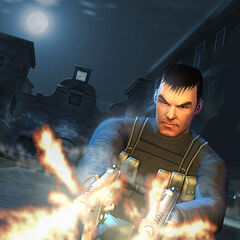 Syphon Filter: The Omega Strain   Syphon Filter Wiki   FANDOM powered by Wikia