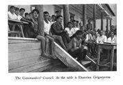 Commanders council