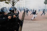 France riots 02