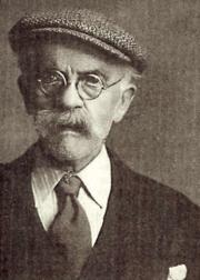 Pierre De Geyter componist van de Internationale