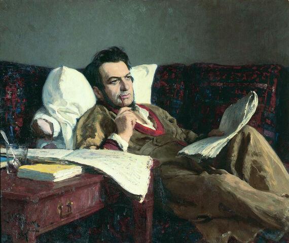 File:Mikhail Glinka by Ilya Repin.jpg