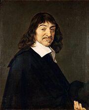 Frans Hals René Descartes