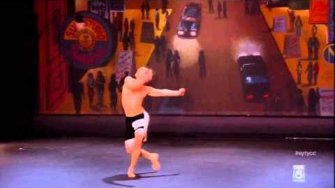 Tucker Knox Audition So You Think You Can Dance Season 10