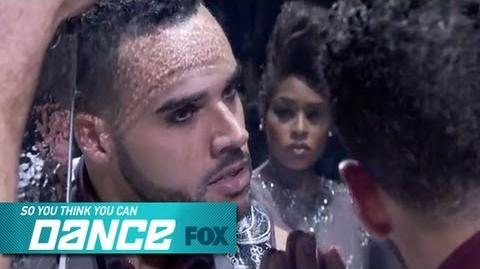 Aaron & Jasmine H Top 6 Perform SO YOU THINK YOU CAN DANCE FOX BROADCASTING-0