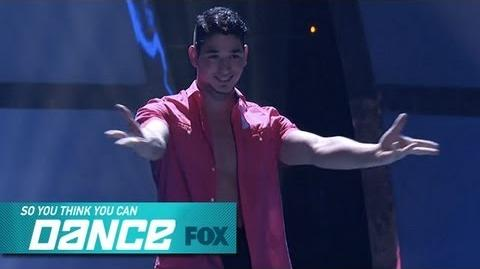 Alan Solo Top 12 Perform SO YOU THINK YOU CAN DANCE FOX BROADCASTING