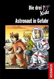 Cover - Astronaut in Gefahr