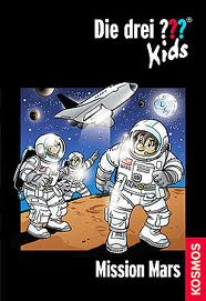 Cover - Mission Mars
