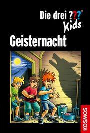 Cover - Geisternacht