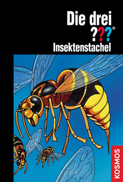 Insektenstachel drei??? cover