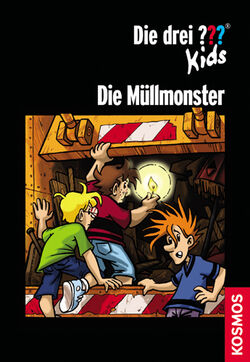 Cover - Die Müllmonster