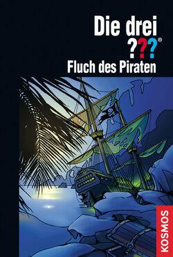 Fluch des piraten drei??? cover