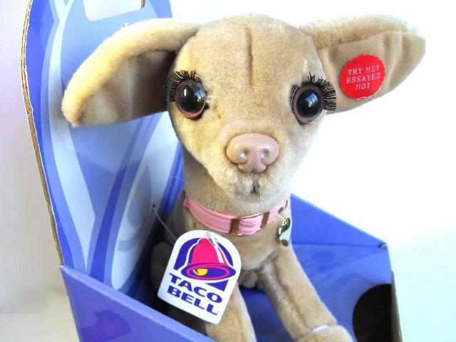 File:Taco Bell Chihuahua's Girlfriend Talking Plush.jpg