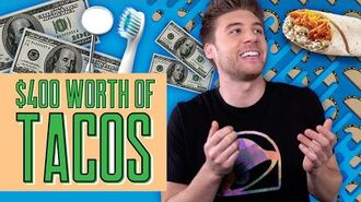 $400 Worth Of Tacos Taco Bell Clip Show (Episode 6)