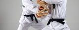 Taekwondo Breaking