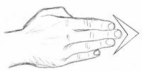 Spearhand Thrust