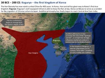 Korea 200CE