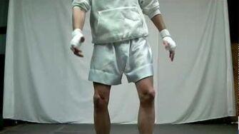 Taekwondo Basic Warm-Up Routine (Kwonkicker)