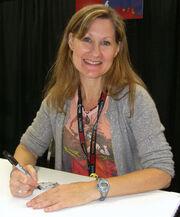 Veronica taylor at 2011