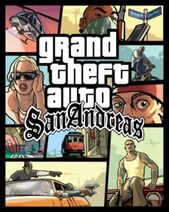 GTA San Andreas Cover
