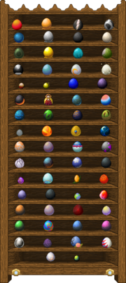 Egg collection dud