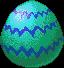 Stripe egg 5