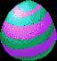 Stripe egg 2