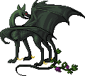 Famine dragon