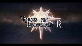 Tales of Judgement R Fighter - Artes Showcasing (Version 1.0.21)