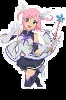 (Sparkly Magic Girl) Estelle