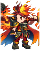 (Fire God) Vargas