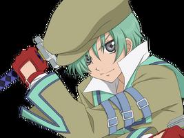 (Youthful Knight) Spada (Face)