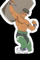 (Muscleman) Danabrawn
