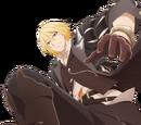 "(The Man Called ""Reaper"") Eizen"