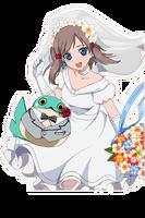 (Thrusting Bride) Ayncia