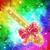 Sacred Golden Balloon Sword