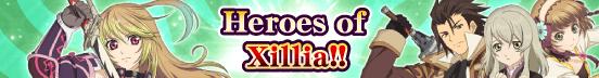 Heroes of Xillia Summon (Banner)