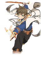 (Sword Danseur) Sorey