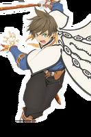 (Celestial Scholar) Sorey