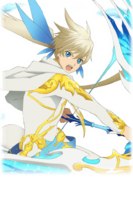 (Armatus of Water) Sorey