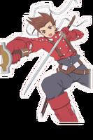 (Master Swordsman) Lloyd (4-star)